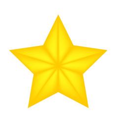 Christmas star of bethlehem symbol icon design vector