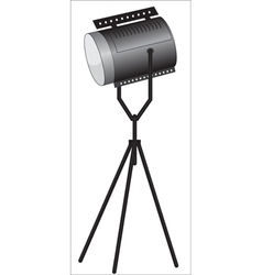 Spotlights vector
