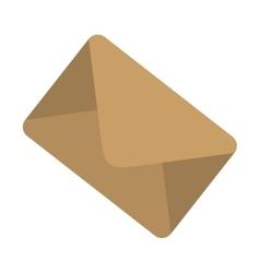 mail post envelope correspondence vector image
