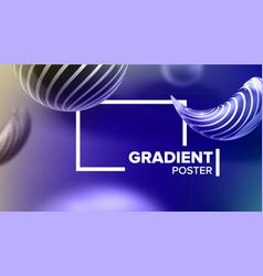 fluid abstract liquid background digital vector image