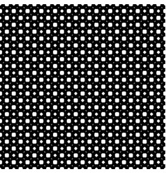 squares geometric seamless pattern vector image
