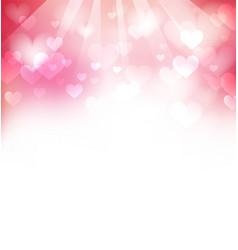Pink gentle background vector