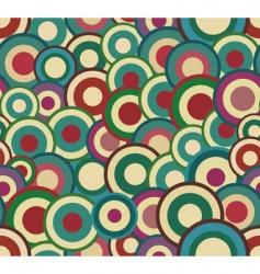 Retro abstract texture vector