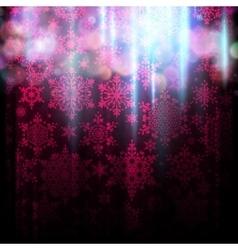 Holiday glitter background EPS 10 vector image