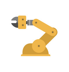 Robotic arm vector