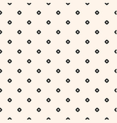 vintage seamless pattern with small circles vector image