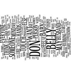 Bellyhandswps text background word cloud concept vector