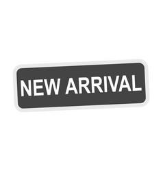 New arrival flat vector