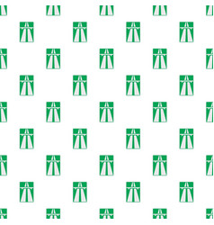 Double line pattern seamless vector
