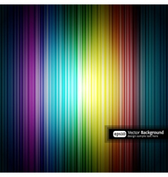 spectrum background vector image vector image
