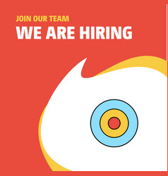 Join our team busienss company target we are vector