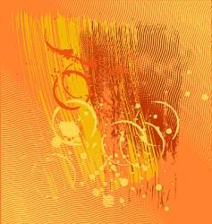 Orange crush vector
