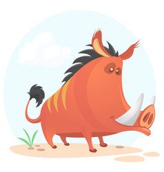 274pig vector image