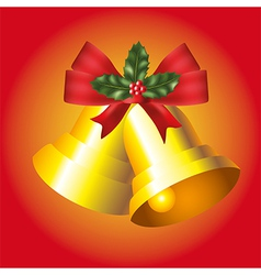 jingle bell vector image