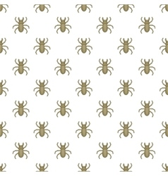 Louse pattern cartoon style vector image