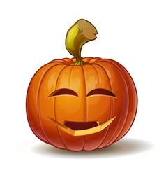 Pumpkins Smiling 3 vector