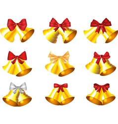 jingle bells vector image