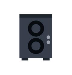 speaker volume music image vector image