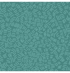 abstract seamless hand-made pattern vector image