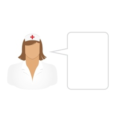 Nurse - Avatars and User Icons vector