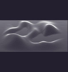 signal amplitude in 3d space sound vector image