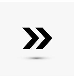 Black web icon on white background Eps10 vector