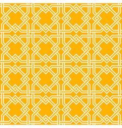 Traditional islam geometric pattern seamless vector