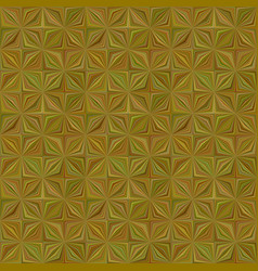 geometrical striped mosaic tile pattern vector image