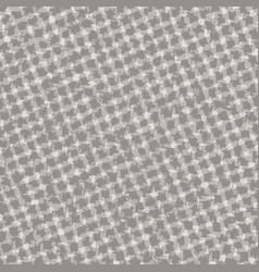 grey squared background vector image