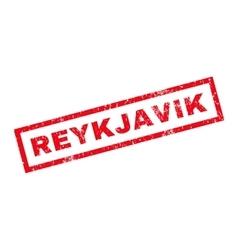 Reykjavik Rubber Stamp vector