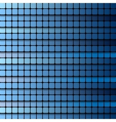 Technical squares design vector image