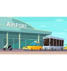 1607i203016Sm004c10city transport cartoon vector