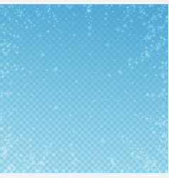 Beautiful glowing snow christmas background subtl vector