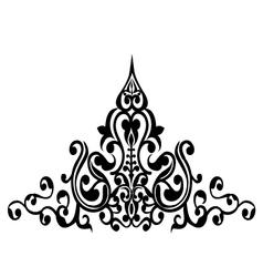 Pattern motifs Design vector