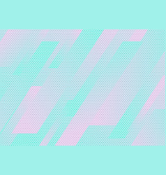 Abstract background blue and pink diagonal vector