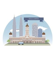 Kuala vector image
