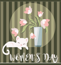 Mother39s day women39s day vector