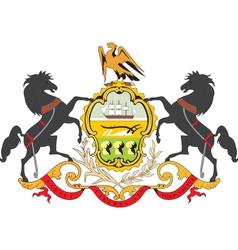 Pennsylvania coat-of-arms vector