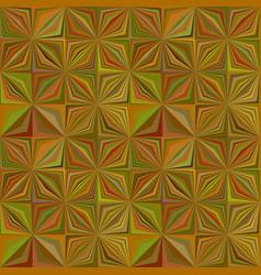 Brown repeating stripe mosaic tile pattern vector