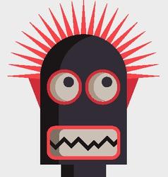 Wild Robot Head vector