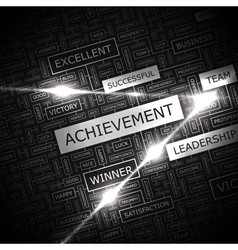 Achievement vector