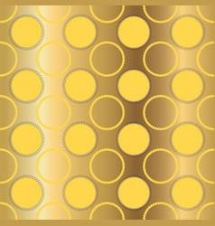 Geometric seamless repeat pattern vector