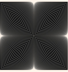 monochrome geometric pattern with thin slanted vector image