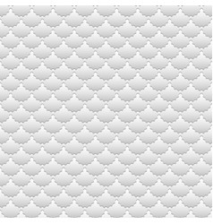 wavy gray scales background vector image
