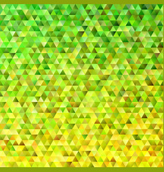 abstract gradient tiled triangle pattern vector image