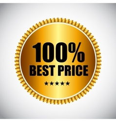 Best Price Golden Label EPS10 vector