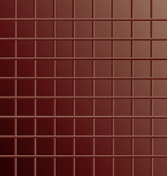 Chocolate tiled vector