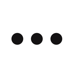 more icon vector image
