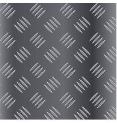 seamless riffled metall texture - eps10 vector image