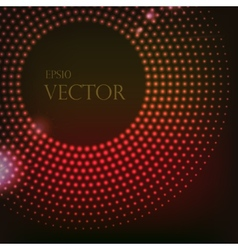 Abstract colored shape for your business idea vector image
